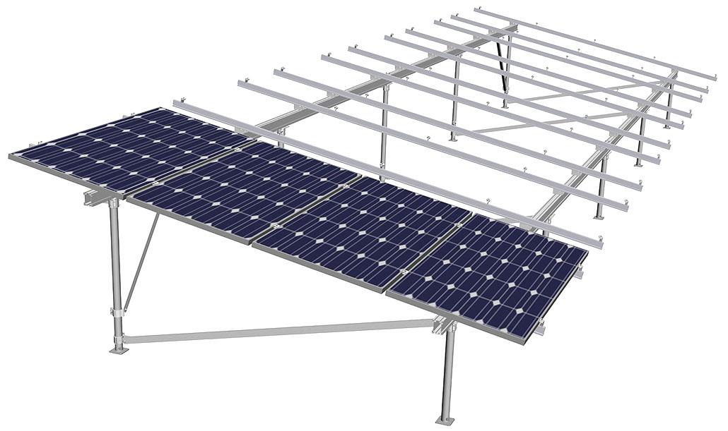 Solar Panel Mounting Structures Josken Electronics