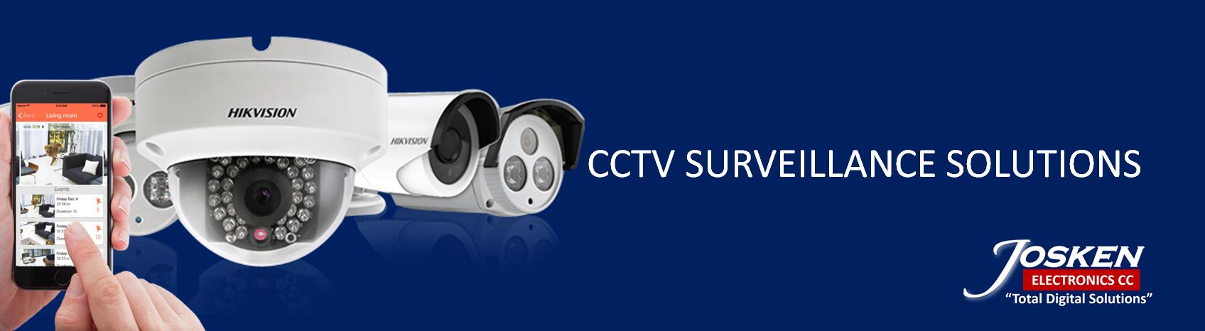 CCTV SURVEILLANCE BANNER
